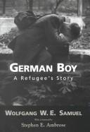 German Boy: A Refuge...