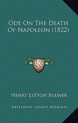 Ode on the Death of Napoleon (1822)
