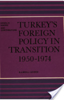 Turkey's Foreign Policy in Transition