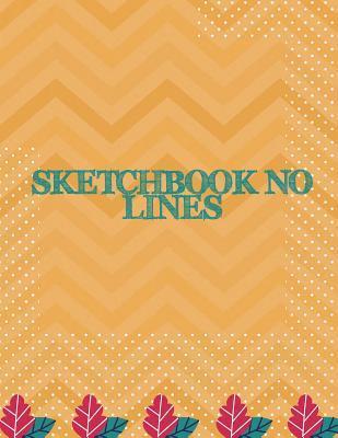 Sketchbook no lines