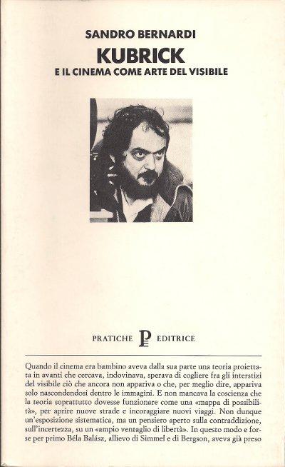 Kubrick e il cinema come arte del visibile
