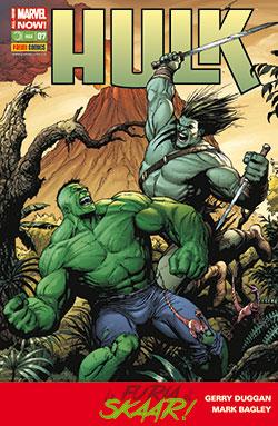 Hulk e i Difensori n. 34