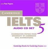 Cambridge IELTS 5 Audio CDs