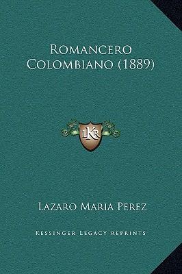 Romancero Colombiano (1889)