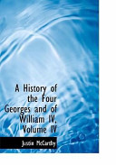 A History of the Four Georges and of William Iv