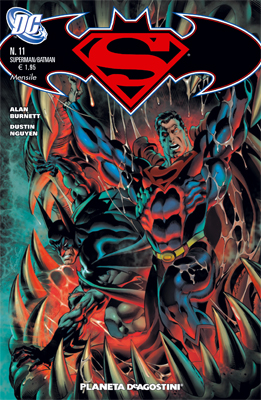 Superman/Batman vol. 2 n. 11