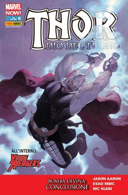Thor - Dio del tuono n. 10