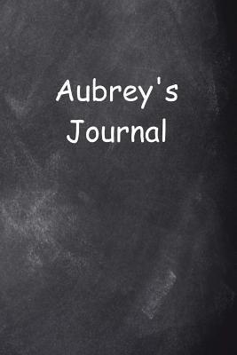 Aubrey Personalized Name Journal Custom Name Gift Idea Aubrey