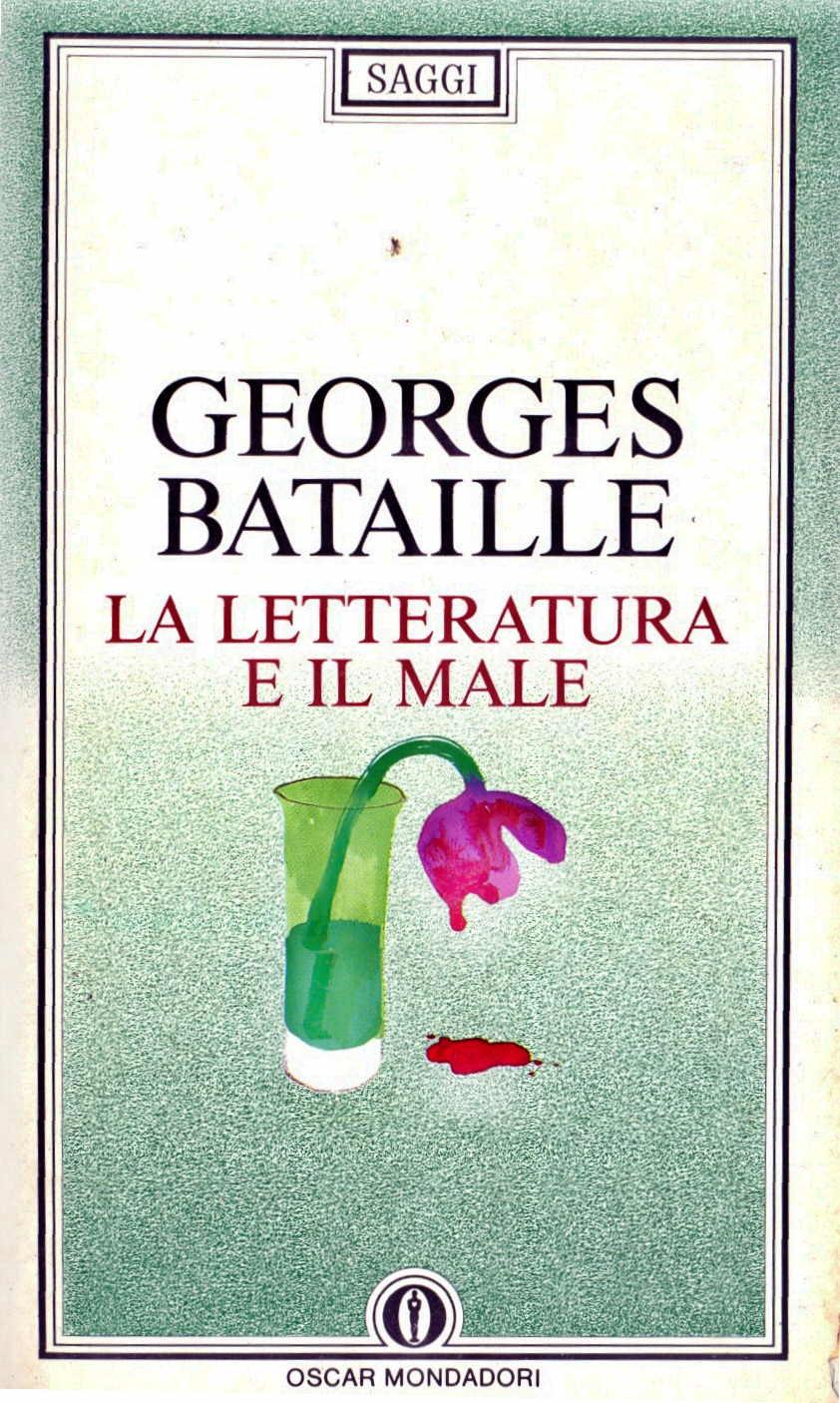 La letteratura e il male
