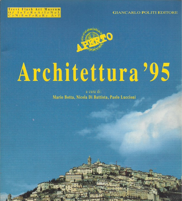 Aperto architettura '95