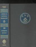 American National Biography: Handerson-Hofmann