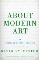 About Modern Art