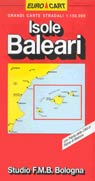 Isole Baleari 1:150