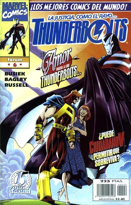 Thunderbolts Vol.1 #6 (de 40)