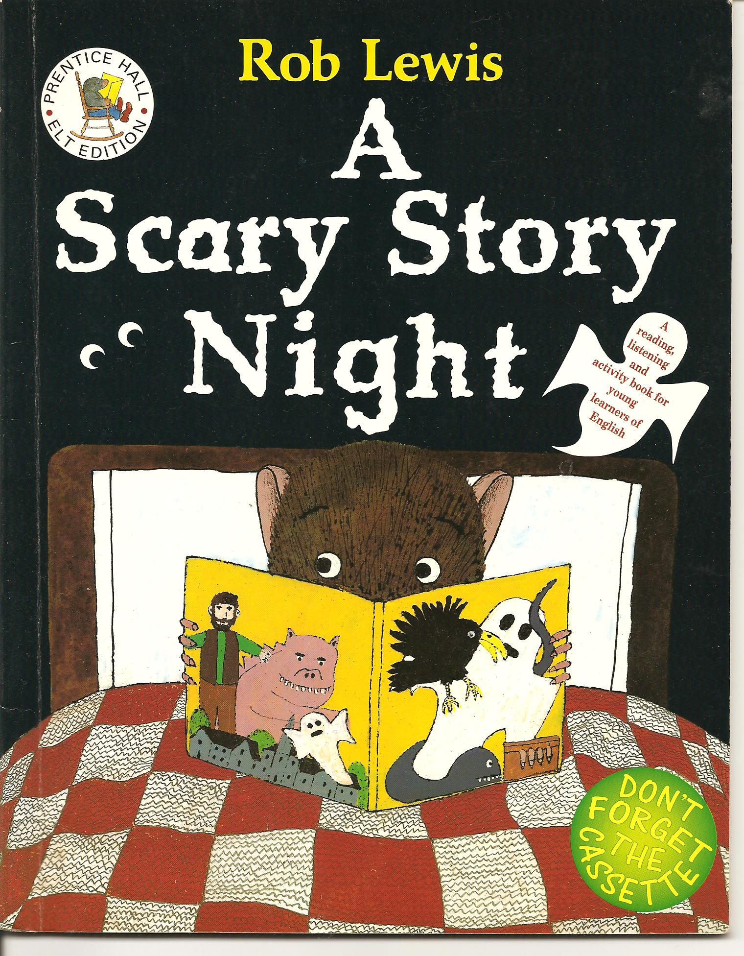 A Scary Story Night