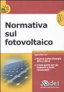 Normativa sul fotovoltaico. Con CD-ROM