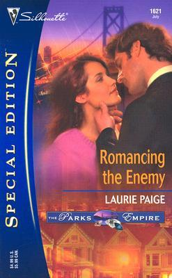 Romancing The Enemy (The Parks Empire, Book 1)