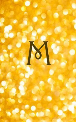 M Personal Monogram Diary