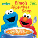 Elmo's Alphabet Soup...