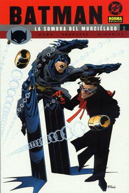 Batman: La sombra del murciélago #2 (de 10)