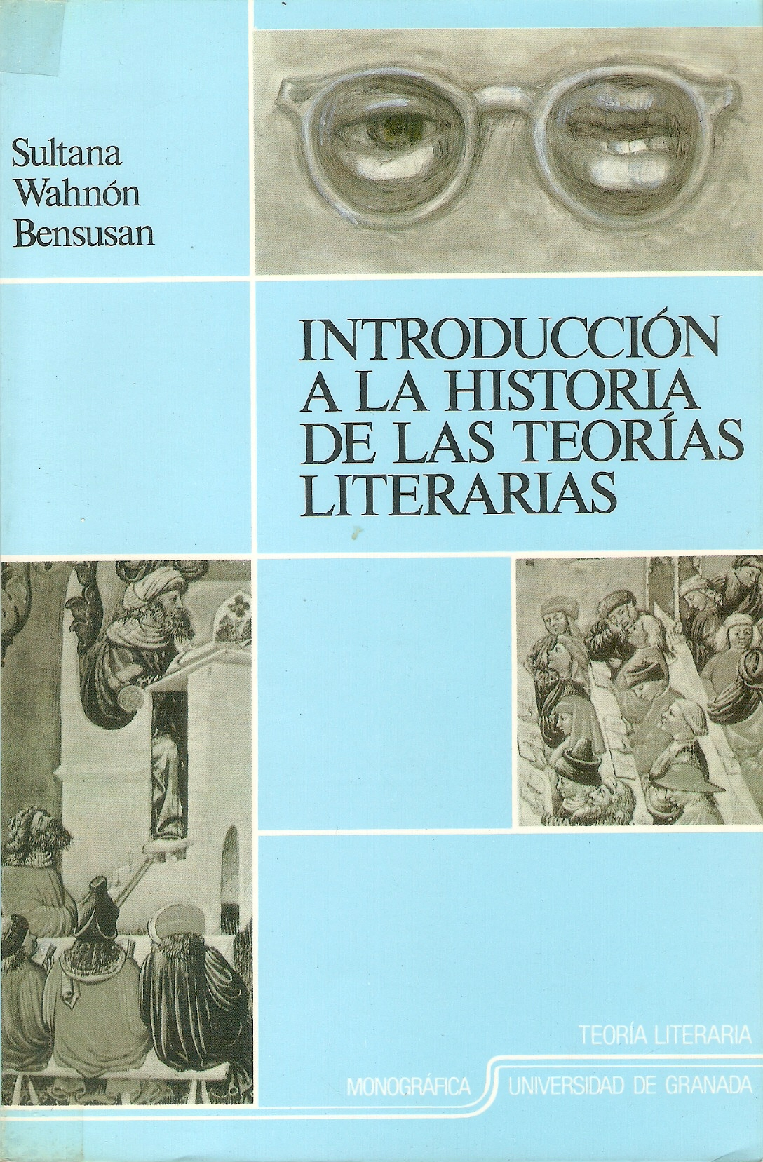 Introducción a la historia de las teorías literarias