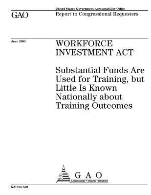 GAO-05-650 Workforce Investment Act
