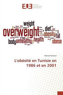 L'Obesite en Tunisie en 1986 et en 2001