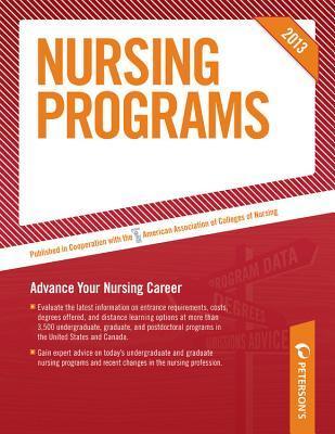 Peterson's Nursing Programs 2013