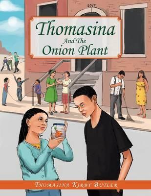Thomasina and the Onion Plant