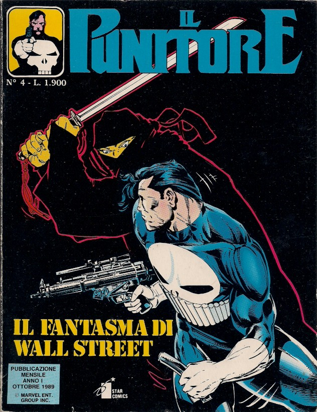 Il Punitore n. 04