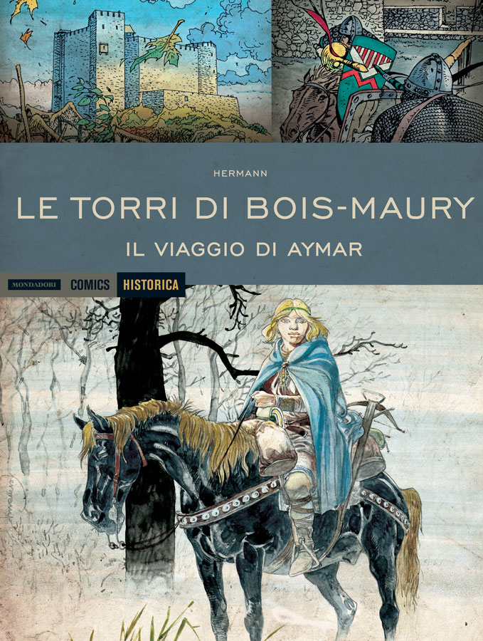 Le Torri di Bois-Maury - Il viaggio di Aymar