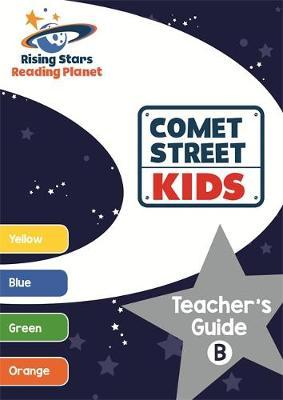 Reading Planet Comet...