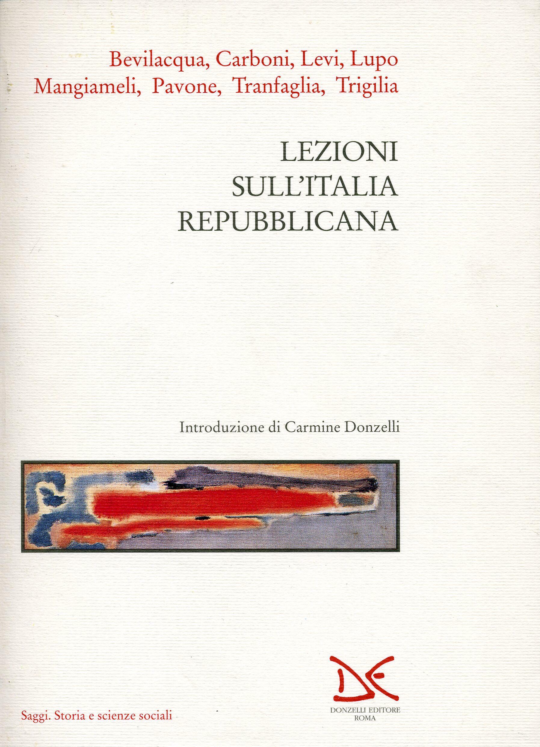 Lezioni sull'Italia ...