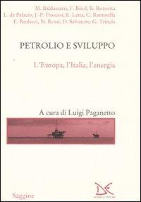 petrolio e sviluppo