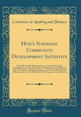 Hud's National Community Development Initiative