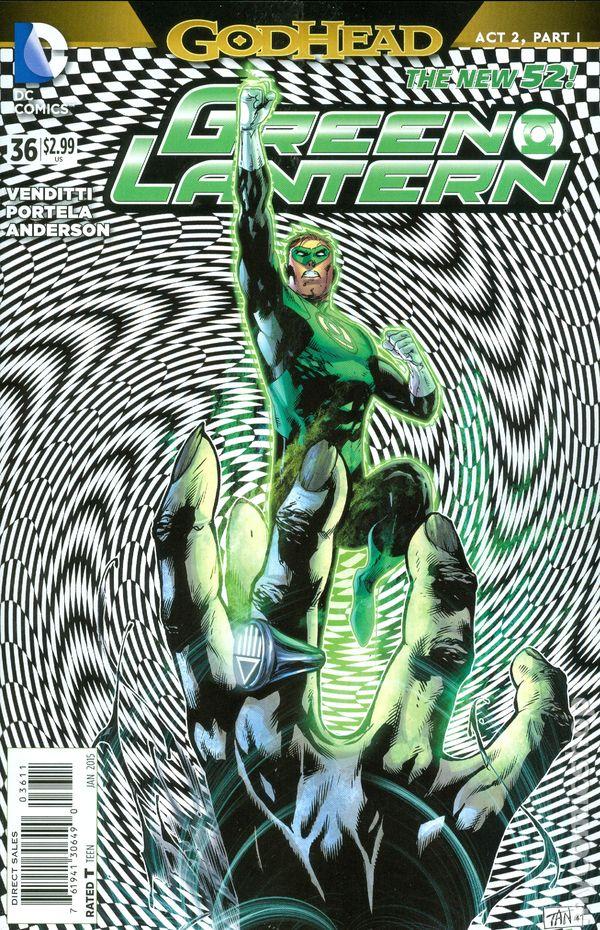 Green Lantern Vol.5 #36