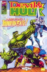 Devil & Hulk n. 045