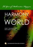 Harmony of the world