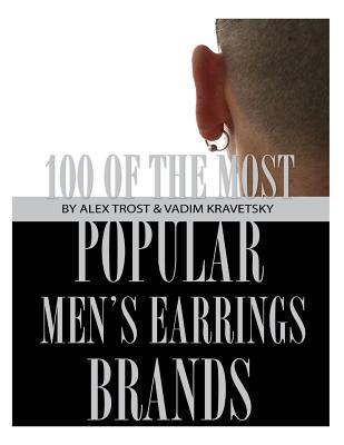 100 of the Most Popular Men's Earrings Brands