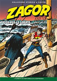 Zagor collezione storica a colori n. 140