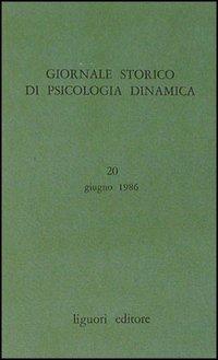 Giornale storico di psicologia dinamica