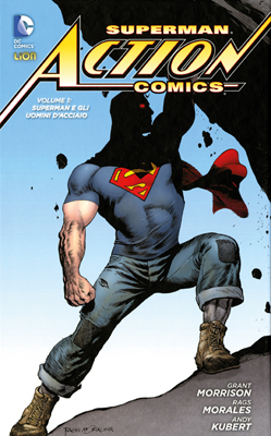 Superman Action Comi...