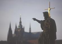 Prague City on the Vltava