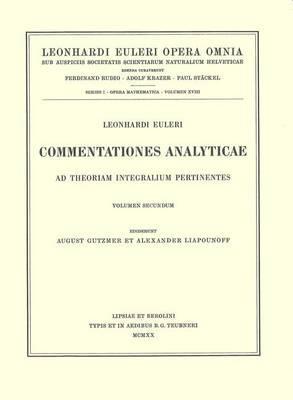 Commentationes Geometricae