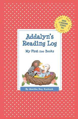 Addalyn's Reading Log