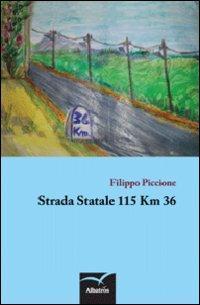 Strada statale 115 km 36