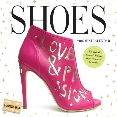 Shoes 2016 Calendar