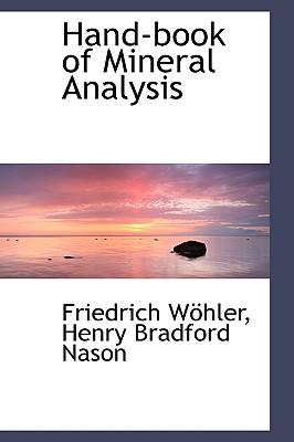 Hand-book of Mineral Analysis