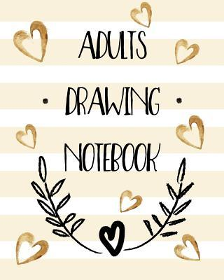 Adults Drawing Notebook