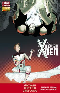 I nuovissimi X-Men n. 27